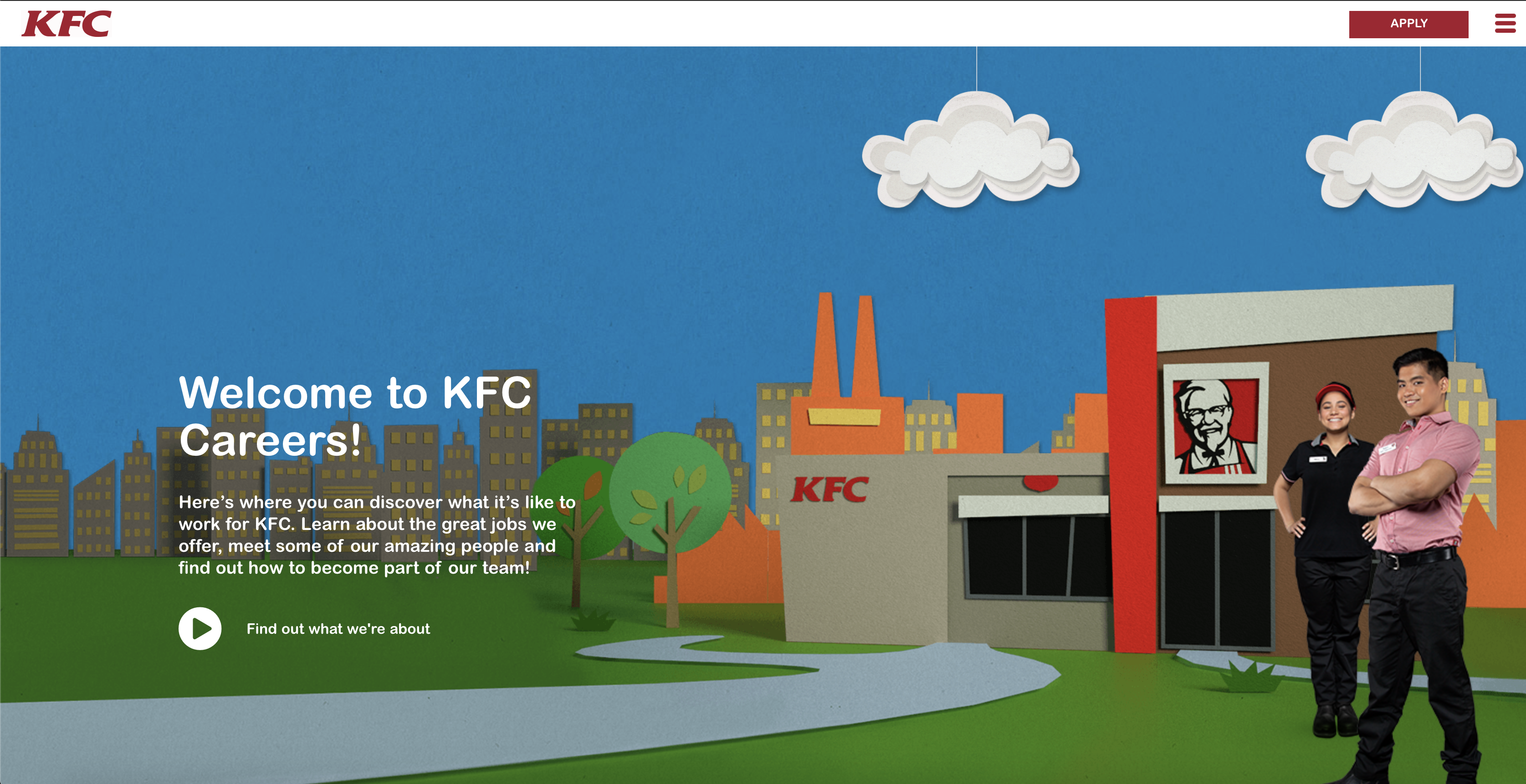 kfc australia job application step 3