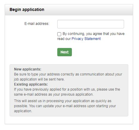 bp australia job application step 6