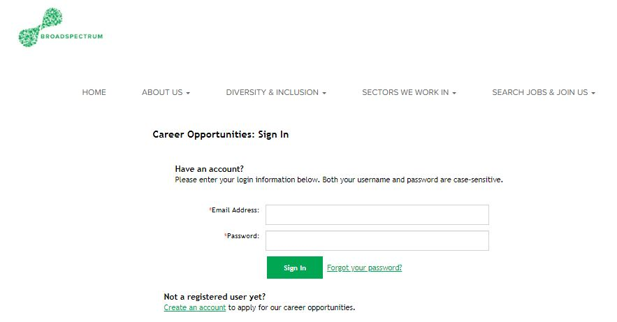 boardspectrum job application step 5